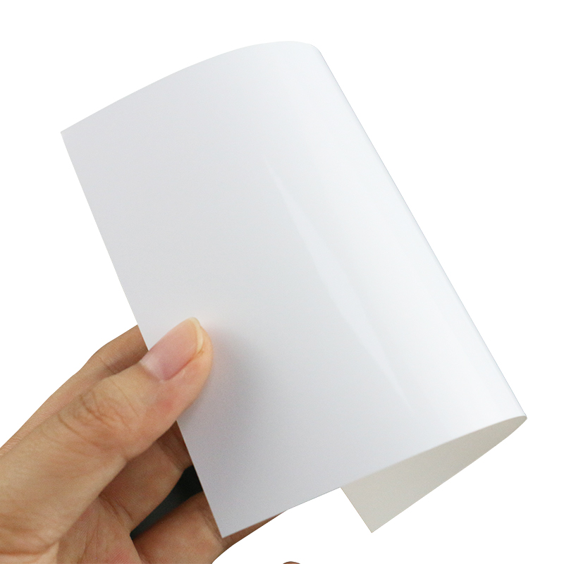 High glossy photo paper A4 A5 A6 5R 4R for color inkjet printer Luminous smooth surface different size 100sheets pack easy print in Photo Paper from Office School Supplies