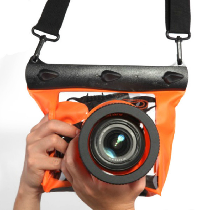 Underwater 20M Waterproof Camera Bag High Quality Dry Housing Case