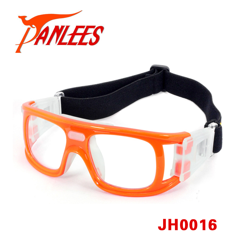 Brand Basketball Goggles Men's Football Sunglasses Impact PC Clear lens Protection Soccer Prescription Eye Glasses