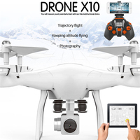 Wifi Fpv Qualcopter Real Time Drone With Camera Quadrocopter Drones Fpv Headless Drone Toy Best Gift For Children