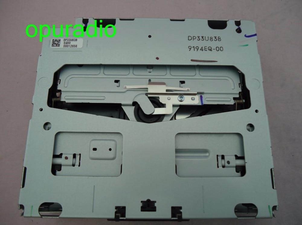 AP08 alpine cd آلية DP33U DP33U82K 11PIN لمرسيدس MF2830 هيونداي سوناتا كيا k5 سيارة مشغل cd جبال الألب 9870 9887 101
