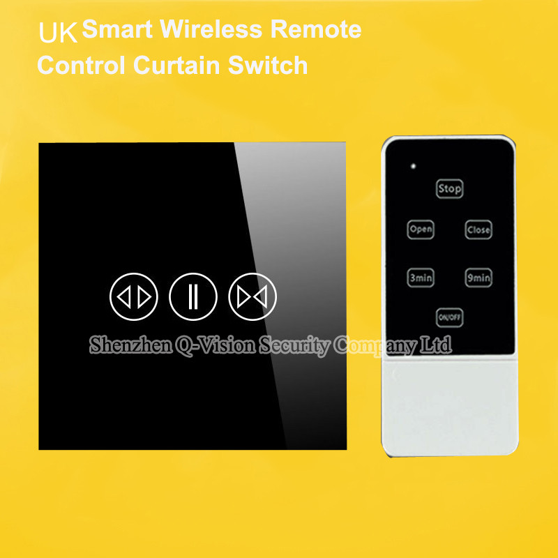 Broadlink tc2 smart touch wall light switch 1/2/3 gang home remote.