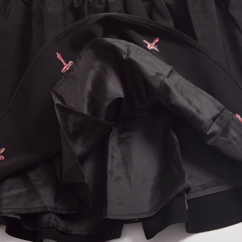 Lolita Devil Skirt (5)