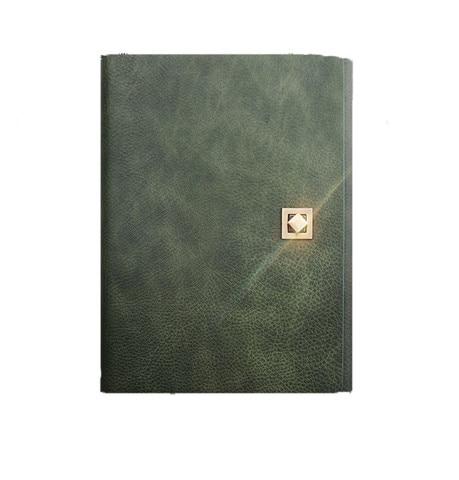bloco de notas de negocios loop a5 escritorio papel couro superior grau ferramenta bloco de