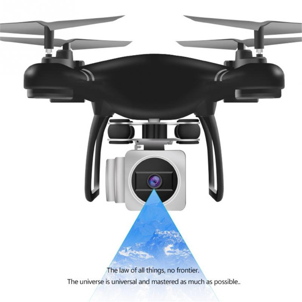 four axis aircraft Remote Control Toy HD camera 1080P wifi FPV self timer folding professional white,black plastic USB 2MP Pixel-in RC Airplanes from Toys & Hobbies