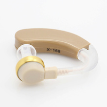AXON X-168 Best Hearing Aid Sound Voice Amplifier Sound BTE Hearing Care Digital Aids Ear Care Promotion Price