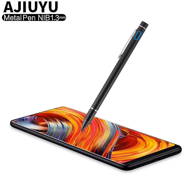 Pen Active Stylus Capacitive Touch Screen For LG G6 G6+ V20 G5 SE G4 V30 V30+ Q6 X401 Q6+ Q8 X500 V10 V20 G3 U Case Mobile phone
