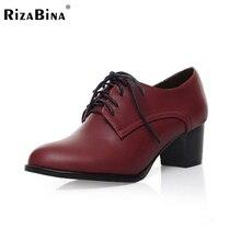 Бесплатная доставка ботинки высокой пятки женщин сексуальное платье модной обуви насосы P12829 EUR размер 34-43