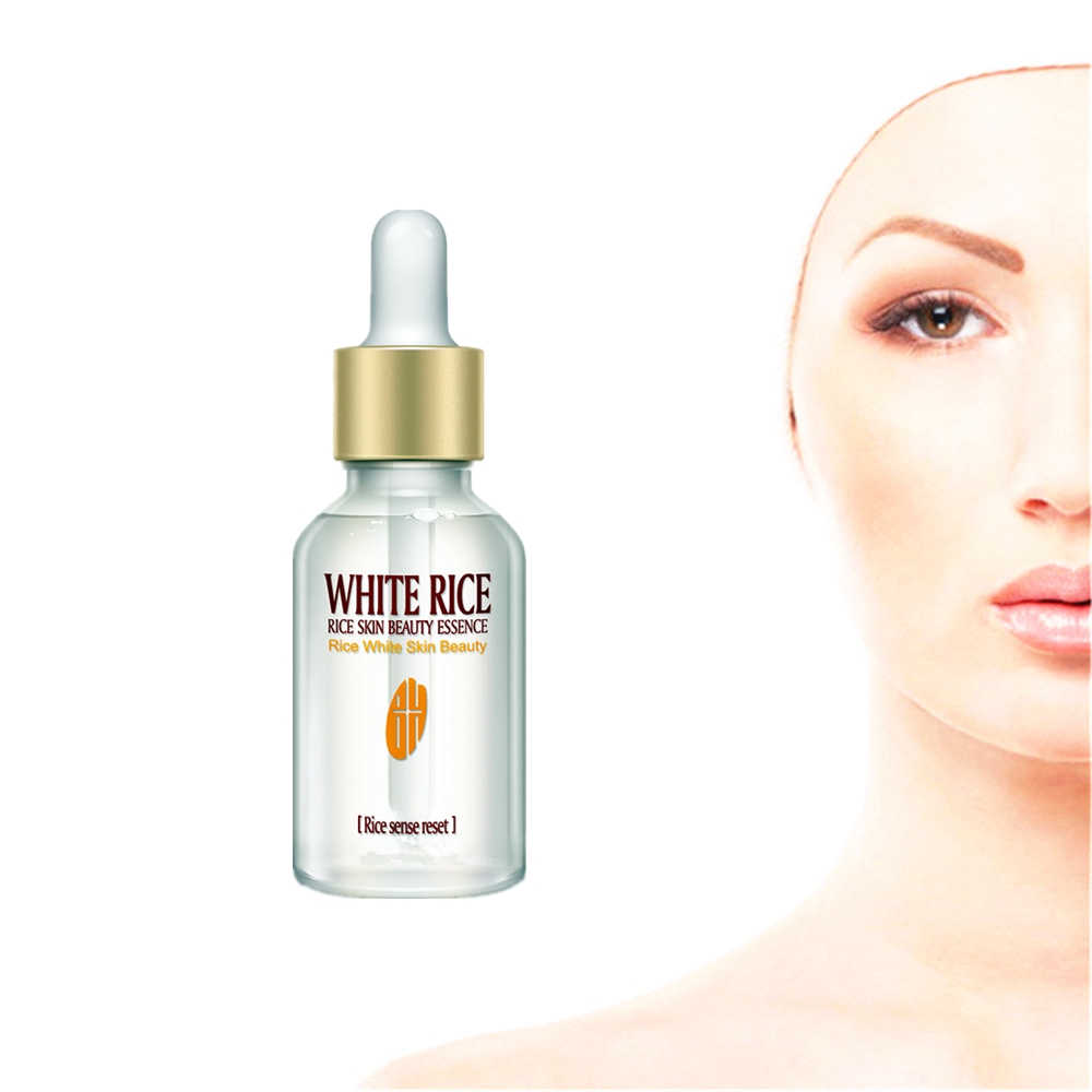 Disaar Beras Putih Face Lift Essence Perawatan Kulit Desalinasi Pigmen Kulit Hydrating Anti Kerut Cream 15 Ml Anti Bintik-bintik
