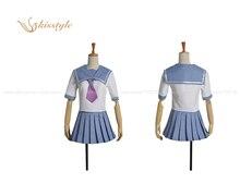 Kisstyle Fashion Oreimo Ore no Imoto Kirino Kosaka Kirino Cos Clothing Cosplay Costume,Customized Accepted