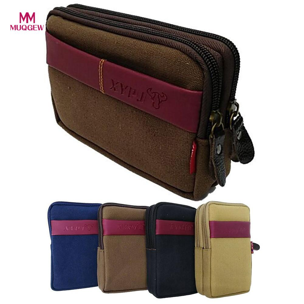 735303be426 Detail Feedback Questions about Fashion Casual Waist Pack Men s Nylon  Pocket Sports Creative Chest Belt Pocket Phone Pouch Bag Large Capacity on  ...