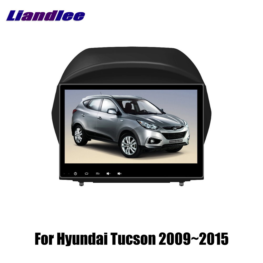 liandlee 7 for hyundai tucson 2009 2015 10 2 car android. Black Bedroom Furniture Sets. Home Design Ideas