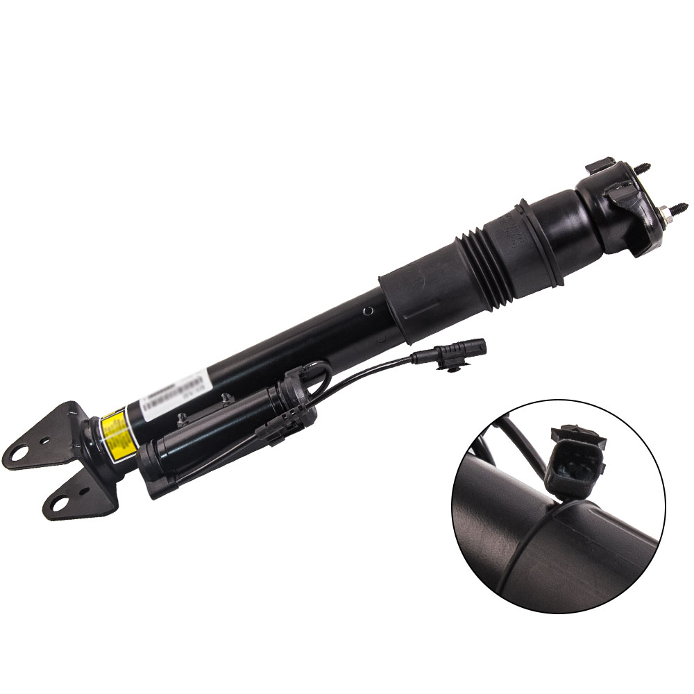 Air Suspension For Mercedes R300 Absorber Spring Shock Strut Rear 2513202231 With Electronic Sensor Rear Left Right A2513203031 dhl ems free shipping for bmw x5 rear left right air suspension spring bag 37126790078 cars spring bag