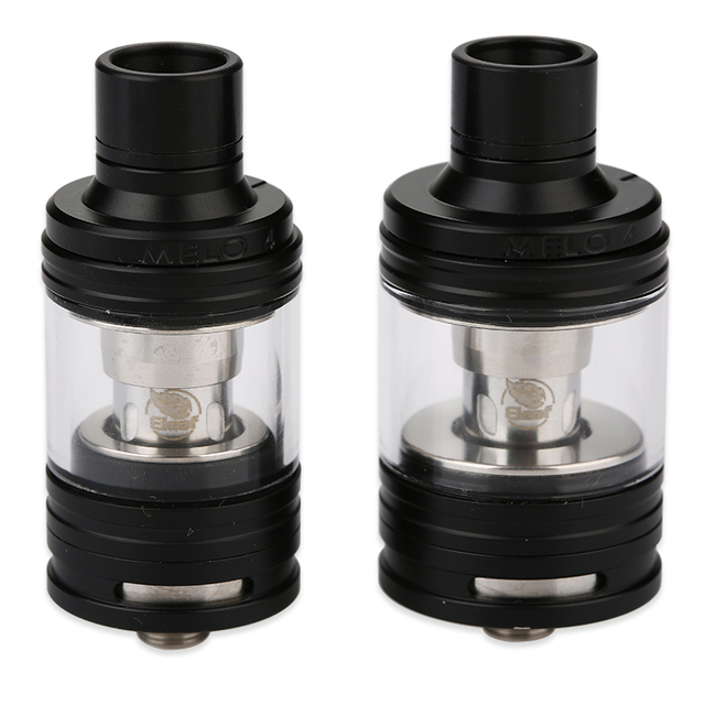 Original Eleaf Melo 4 Atomizer 2ml D22 22mm & 4.5ml D25 25mm Tank EC2 Coil Fit Eleaf iKuun I200 MOD Vape Tank vs Cubis pro 2
