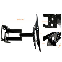 Плазменный LCD LED-Телевизор настенный кронштейн крепления Tilt поворотный 23 37 40 42 46 48 50 52 60, продается только в США