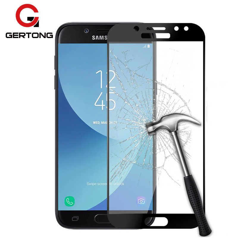 Full Cover Tempered Glass for Samsung Galaxy A8 Plus 2018 Screen Protector for Samsung J4 J6 J7 J8 J5 A7 A6 Plus 2018 A3 A5 2017