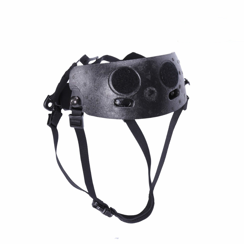 Image 3 - Helmet Hanging System for Fast BJ/PJ/MICH Helmets Tactical Helmet Liner & Suspension System Army Protective Hemet Accessories-in Hunting Gun Accessories from Sports & Entertainment