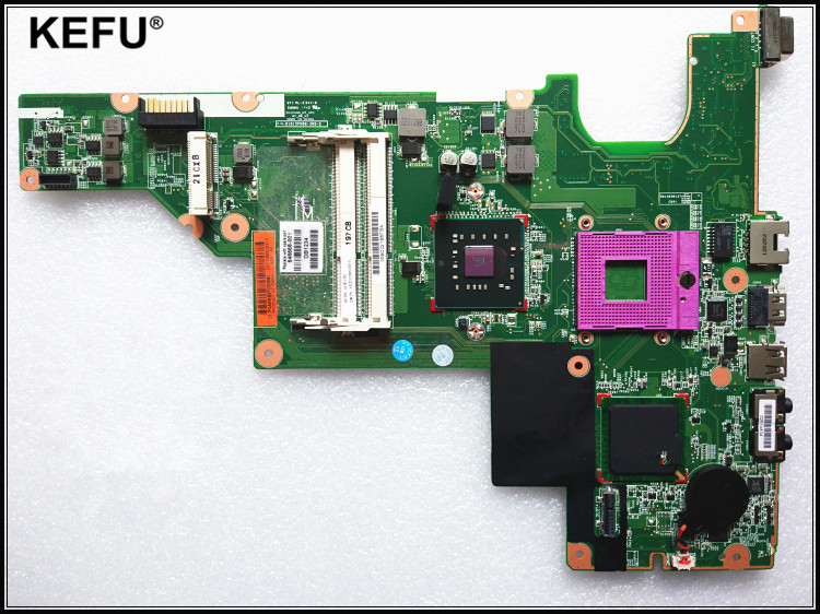 646668-001 fit for HP 430 630 631 431 laptop motherboard GM45 DDR3