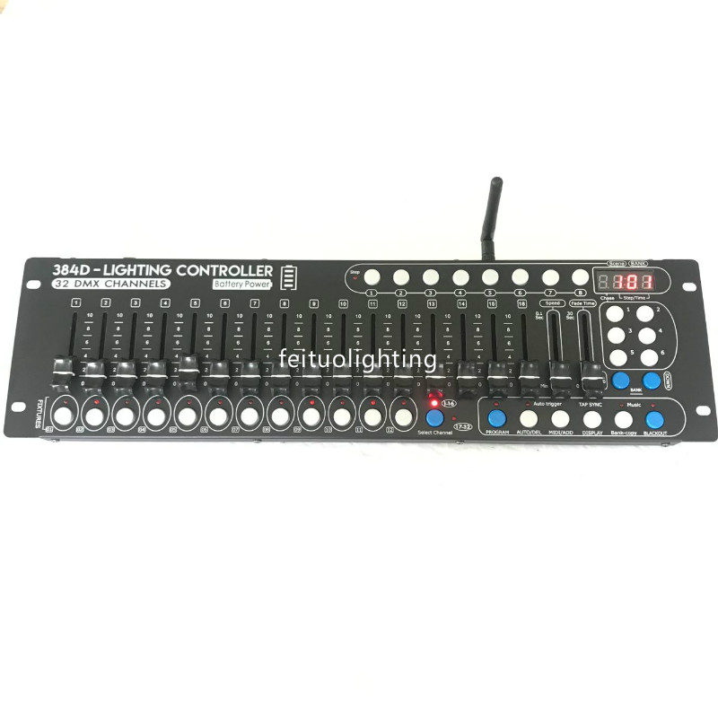 Mini Battery Controller 384 Wireless Dmx Controller Dmx 384 Controller 12 Fixtures Each With 32 Channel Mini Wireless ControllerMini Battery Controller 384 Wireless Dmx Controller Dmx 384 Controller 12 Fixtures Each With 32 Channel Mini Wireless Controller
