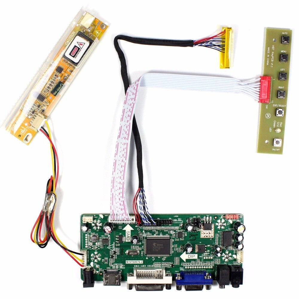 все цены на HDMI+VGA+DVI+Audio LCD controller board for 14.1
