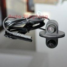 Лидер продаж Мини CCD HD Ночное видение 360 градусов заднего вида Камера Фронтальная камера спереди вид сбоку заднего резервную Камера