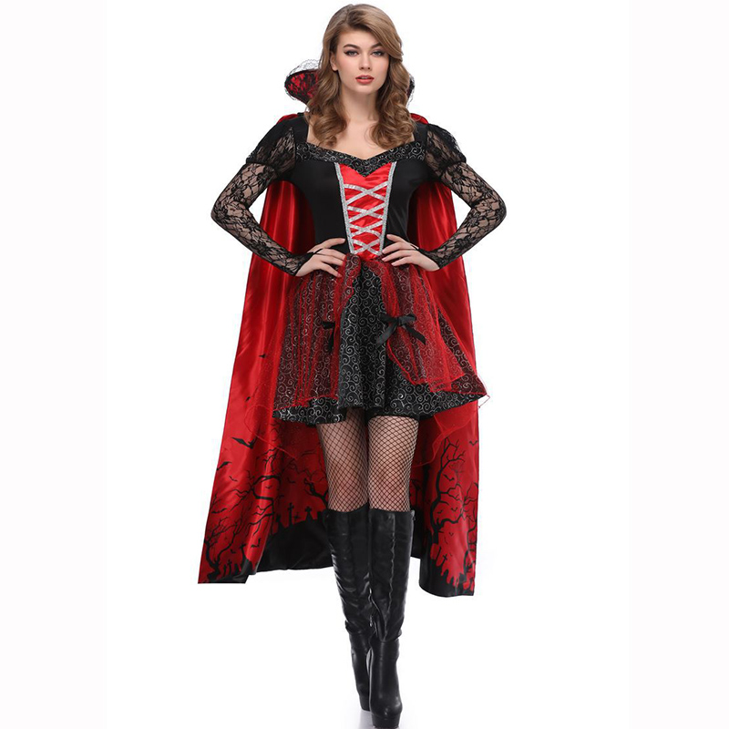 DELUXE VAMPIRE OF VERSAILLES ADULT MENS FANCY DRESS HALLOWEEN COSTUME