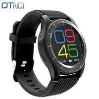 No 1 G8 Smart Watch Bluetooth4 0 SIM Card 2G Network Call Message Reminder Heart Rate