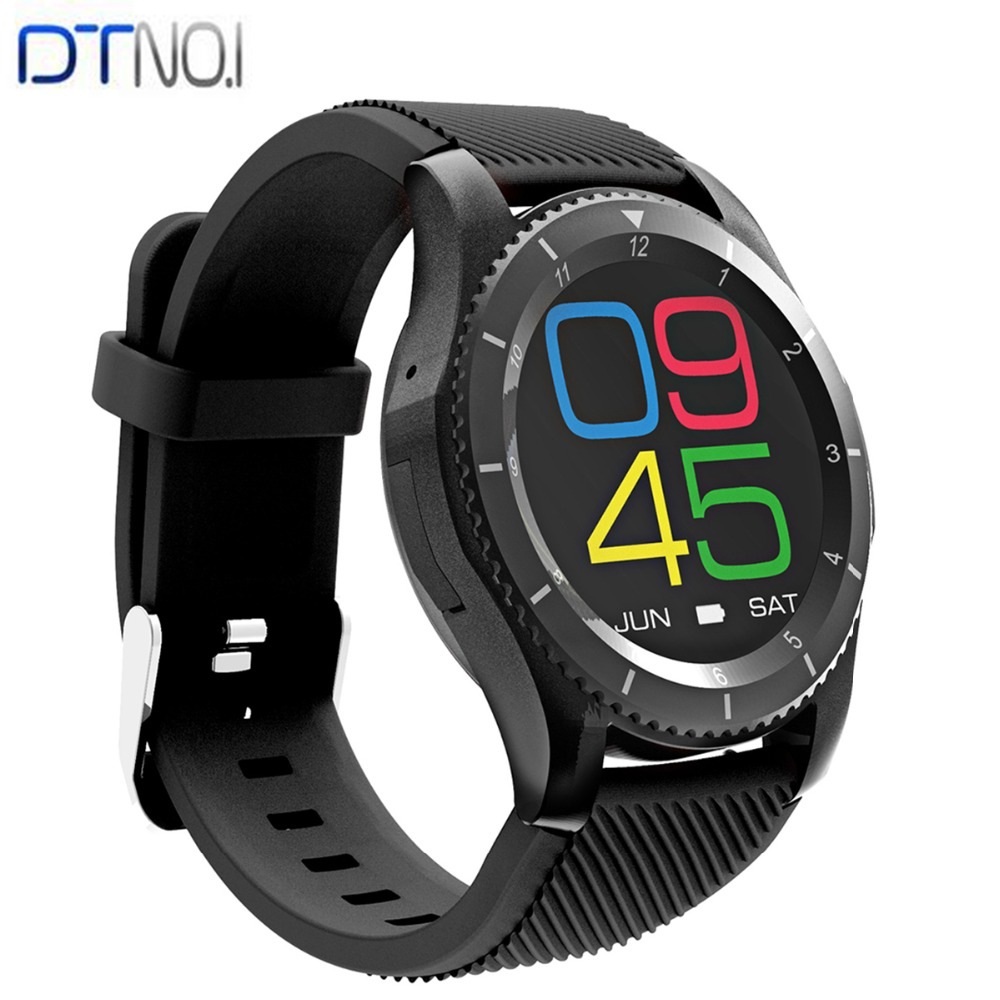 No.1 G8 Smart Watch Bluetooth4.0 SIM Card 2G Network Call Message Reminder Heart Rate/ Sleep Monitor Smartwatch For Android IOS