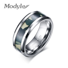 modyle 2017 new tungsten wedding ring brands tungsten green camouflage rings for menchina - Camo Wedding Rings For Men