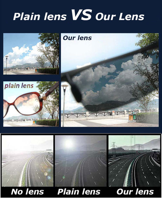 Polarized Lens Sunglasses