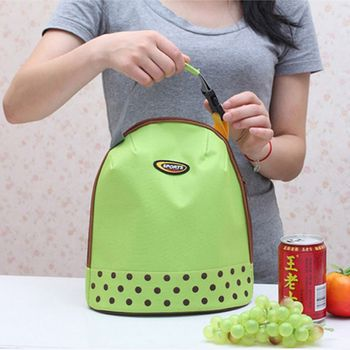 Travel Picnic Oxford Tote Bag Organizer Carry Food Drinks Holder Travel Bag Travel Bags & Luggage