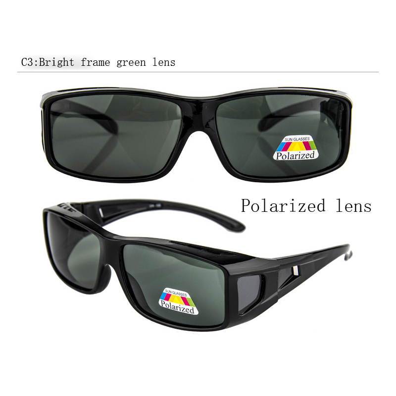 2017 polaroid google Windbreak Plus Moda gafas de sol flexibles - Accesorios para la ropa - foto 5