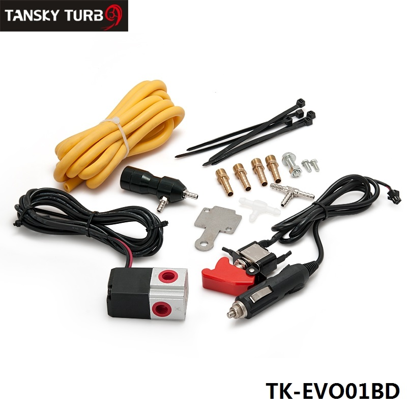 ФОТО TANSKY - High Quality TURBO Manual Boost Controller Dual Stage Upgrade Kit NEW Release TK-EVO01BD