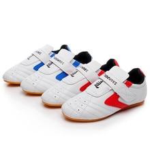 Erwachsene Taekwondo Schuhe Männer und Frauen Kampfsport atmungsaktive rutschfeste Schuhe Herren Sportschuhe