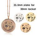 """10 pcs/lot 22.5mm 316L Stainless Steel """"Hope of love"""" Plate for 30mm Floating Charm Locket"""
