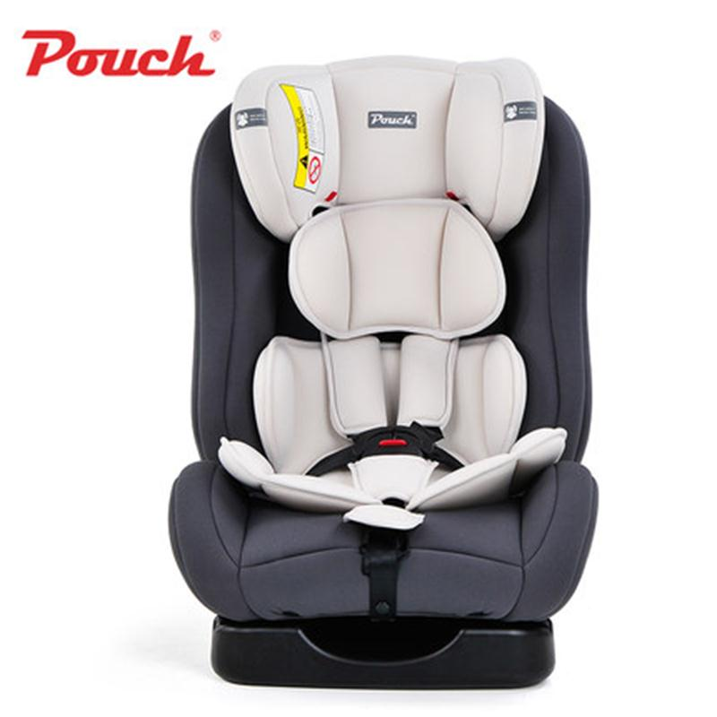 цена на Adorbaby Pouch new generation Q18-1 adjustable Child Car Safety Seats for 9 months -12 Years Car Seat for Baby