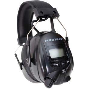 Image 4 - واقي للأذنين يعمل بنظام راديو AM FM واقي للأذنين من بروتار NRR 25dB للحماية الإلكترونية من السمع
