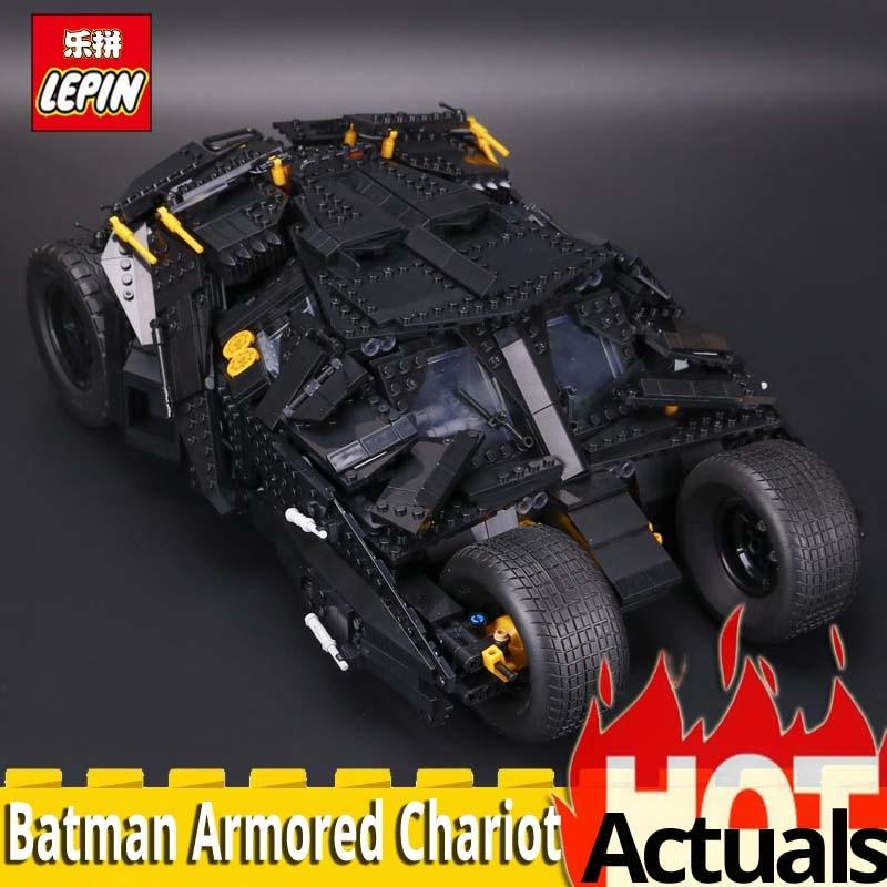 lepin building bricks 07060 legoinglys 76023 marvel super heroes Movie Series lepin Batman Armored Chariot action Boys Toys gift цена