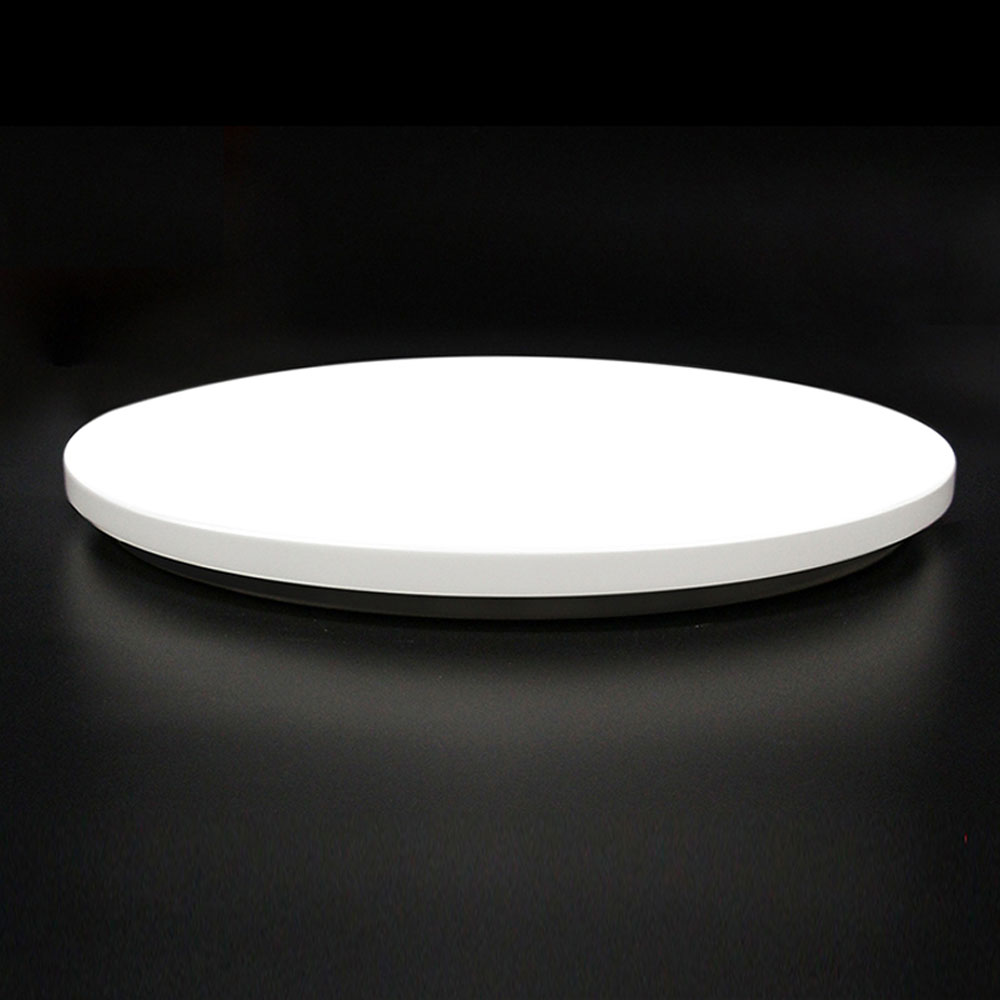 Modern LED Ceiling Lamp RC dimmable Lighting Fixture Lamp Living Room Bedroom Kitchen Bathroom Surface Mount for Home Decor
