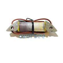 OVERSEE 6F5-85520-G0-00 Charge Coil For 40HP J model 6F5 6F6 Yamaha Outboard engine,Parsun T36 outboard