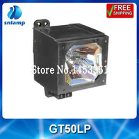 Kompatybilny lampa projektora GT50LP dla GT1150 GT2150 w Żarówki projektora od Elektronika użytkowa na