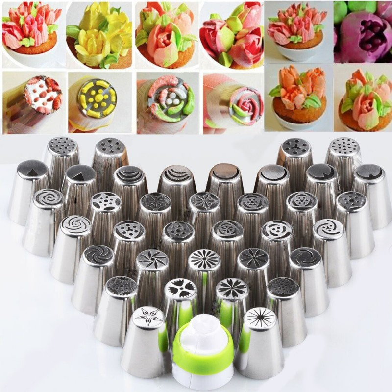 Aliexpress.com : Buy Hot 36pcs /Set Russian Tips Nozzles ...