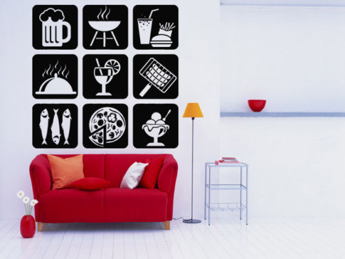 Online buy wholesale pizza restaurant decor from china