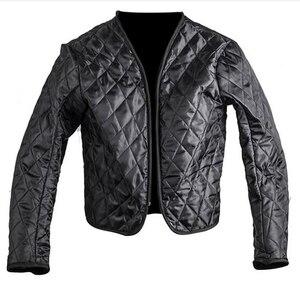 Image 4 - Новинка 2019, мотоциклетная гоночная куртка, куртка со съемной подкладкой и алюминиевая защита на плечо для мотокросса, защитное снаряжение, одежда