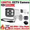 Big Sale 1 3cmos 1200TVL Waterproof IP66 Outdoor Security Color Cctv Analog Hd Camera IR CUT