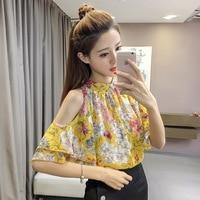 New J02285 Fashion Summer Women Shirt OL Office Lady Work Wear