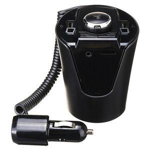 Bluetooth Car FM Transmitter W