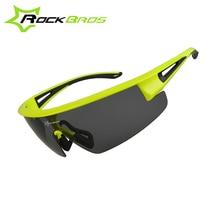 2017 ROCKBROS Cycling Sun Glasses PC Windproof UV400 Polarized Sports Sunglasses MTB Bicycle Bike Glasses Eyewear Gafas Ciclismo