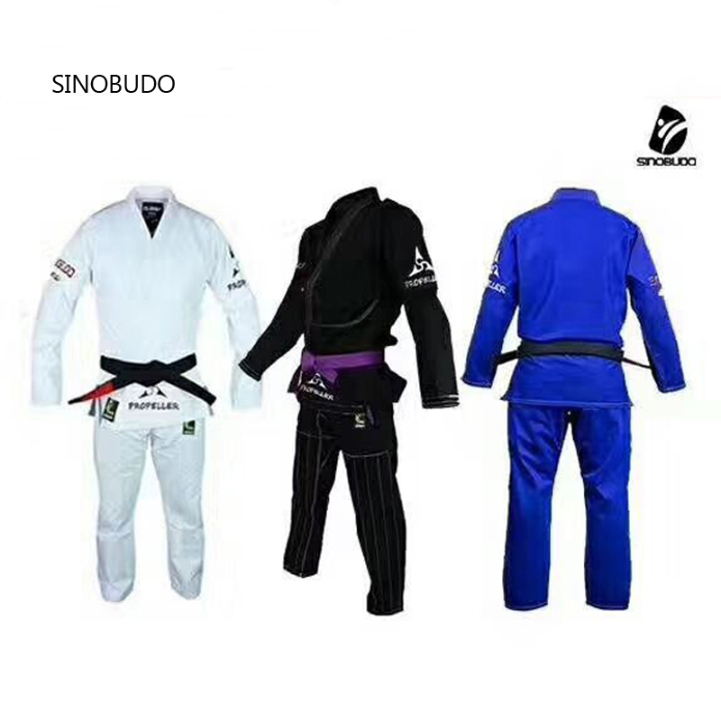 Brazilian Jujitsu Ground Drill And Competition Judogi Dobok Children Adult Professional Standard jujitsu Uniform