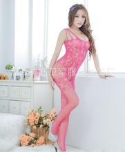 Sexy lingerie Kaidang large mesh Luru Bodystockings dew out fart fart factory direct sales.JN134